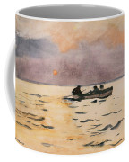 Rowing Home Coffee Mug