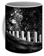 Rows Of Honor Coffee Mug