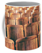 Rows Of Seats Coffee Mug