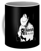 Roy Heinrich T-shirt Coffee Mug by Debra Hurd