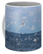 Royal Blue Ocean Tern Coffee Mug