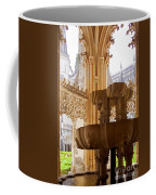 Royal Cloister Of The Batalha Monastery Coffee Mug