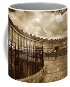 Royal Crescent Bath Somerset England Uk Coffee Mug