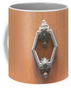 Royal Door Knocker Coffee Mug