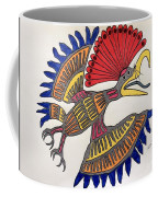 Royal Flycatcher- Mayan 2 Coffee Mug