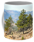 Royal Gorge Bridge Vista 1 Coffee Mug