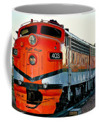 Royal Gorge Engine 403 Coffee Mug