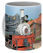 Royal Gorge Train And Depot Coffee Mug