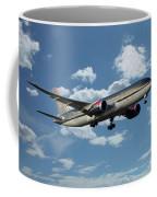Royal Jordanian 787 Jy-baf Coffee Mug