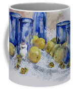 Royal Lemons Coffee Mug