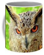 Royal Owl Coffee Mug