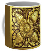 Royal Palace Gilded Door 04 Coffee Mug
