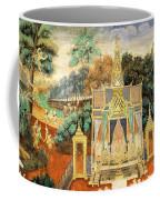 Royal Palace Ramayana 13 Coffee Mug