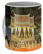 Royal Palace Ramayana 18 Coffee Mug