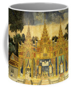 Royal Palace Ramayana 20 Coffee Mug