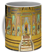 Royal Palace Ramayana 21 Coffee Mug
