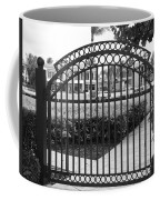 Royal Palm Gate Coffee Mug