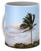 Royal Palm Tree Coffee Mug