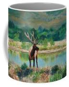 Royal Velvet Coffee Mug by Mary Benke