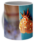 Royal Walnut Moth Coffee Mug