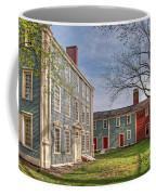 Royall House And Slave Quarters Coffee Mug by Wayne Marshall Chase