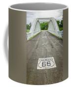 Rt. 66 Rainbow Bridge Coffee Mug