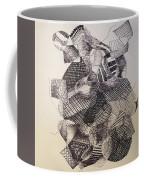 Rubberband Coffee Mug