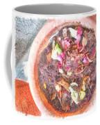 Rubbish Turns Into Compost Coffee Mug