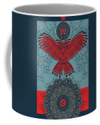 Rubino Spirit Owl Coffee Mug