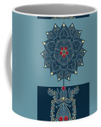 Rubino Zen Flower Coffee Mug