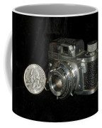 Rubix 16mm Film 1949 Coffee Mug