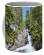 Ruby Falls On A Spring Afternoon Coffee Mug