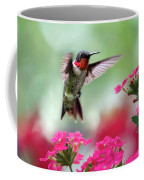 Ruby Garden Jewel Coffee Mug