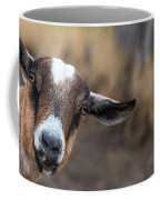 Ruby The Goat Coffee Mug
