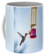 Ruby-throated Hummingbird 4 Coffee Mug