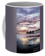 Ruby's Diner On The Pier Coffee Mug