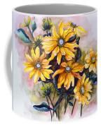 Rudbeckia  Prairie Sun Coffee Mug