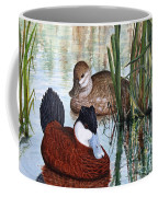 Ruddy Ducks Coffee Mug