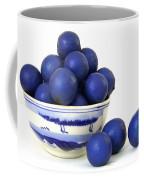 Rudraksha Tree Seeds In Vintage Bowl Coffee Mug