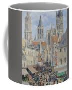 Rue De L'epicerie, Rouen Coffee Mug