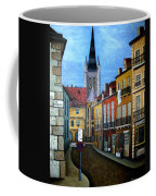 Rue Lamonnoye In Dijon France Coffee Mug