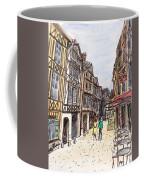 Rue Malpalu, Rouen, France I Coffee Mug
