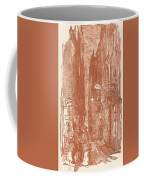 Rue Saint-severin Coffee Mug