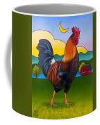 Rufus The Rooster Coffee Mug