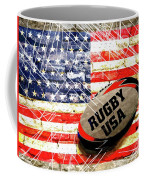 Rugby Football  Coffee Mug