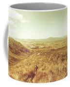 Rugged Bushland View Coffee Mug
