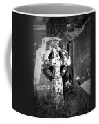 Rugged Cross At Fuerty Cemetery Roscommon Ireland Coffee Mug
