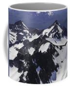 Rugged Mountain Peaks Coffee Mug