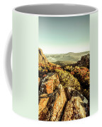 Rugged Mountaintops To Regional Valleys Coffee Mug