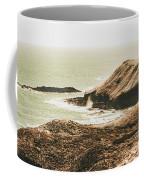 Rugged Rocky Cape Coffee Mug